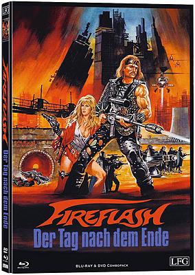 Einfach und sicher online bestellen: Fireflash Limited 666 Edition Mediabook Cover A in Österreich kaufen.