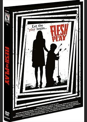 Einfach und sicher online bestellen: Flesh to Play limited 333 Mediabook Cover A in Österreich kaufen.