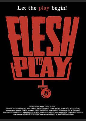 Einfach und sicher online bestellen: Flesh to Play limited 333 Mediabook Cover B in Österreich kaufen.