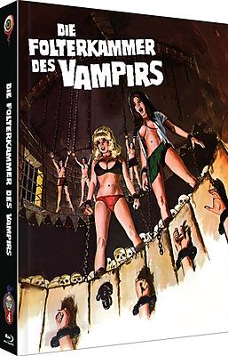 Einfach und sicher online bestellen: Die Folterkammer des Vampirs Limited Mediabook A in Österreich kaufen.