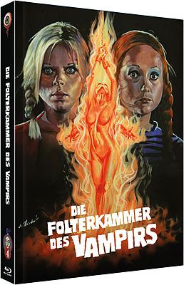 Einfach und sicher online bestellen: Die Folterkammer des Vampirs Limited Mediabook B in Österreich kaufen.