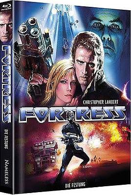 Einfach und sicher online bestellen: Fortress - Die Festung Limited Mediabook Cover C in Österreich kaufen.