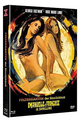 Einfach und sicher online bestellen: Foltergarten der Sinnlichkeit Limited 333 Cover C in Österreich kaufen.
