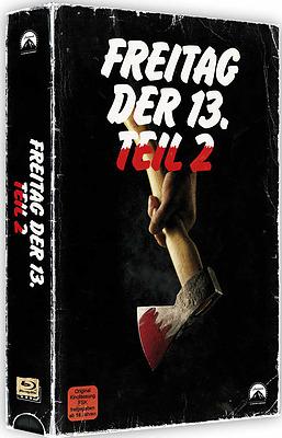 Einfach und sicher online bestellen: Freitag der 13. Teil 2 Limited VHS Edition in Österreich kaufen.