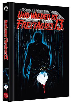 Einfach und sicher online bestellen: Freitag der 13. Teil 3 Limited Edition Mediabook B in Österreich kaufen.