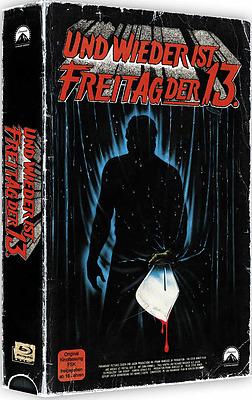 Einfach und sicher online bestellen: Freitag der 13. Teil 3 Limited VHS Edition in Österreich kaufen.
