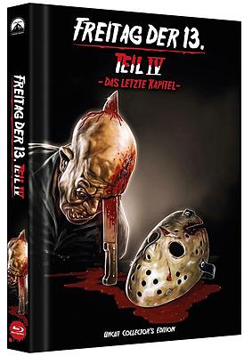 Einfach und sicher online bestellen: Freitag der 13. Teil 4 Limited Edition Mediabook in Österreich kaufen.
