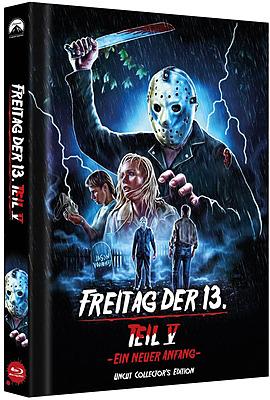 Einfach und sicher online bestellen: Freitag der 13. Teil 5 Limited Edition Mediabook in Österreich kaufen.