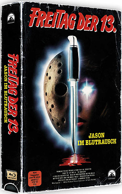 Einfach und sicher online bestellen: Freitag der 13. Teil 7 Limited VHS Edition in Österreich kaufen.