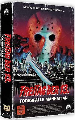Einfach und sicher online bestellen: Freitag der 13. Teil 8 Limited VHS Edition in Österreich kaufen.