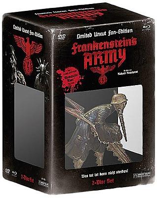 Einfach und sicher online bestellen: Frankensteins Army Uncut Fan-Edition in Österreich kaufen.