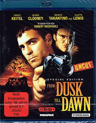 Einfach und sicher online bestellen: From Dusk till Dawn Special Edition in Österreich kaufen.