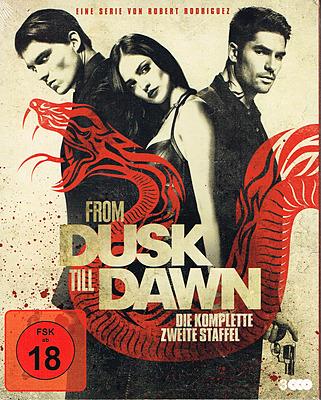 Einfach und sicher online bestellen: From Dusk till Dawn - Staffel 2 in Österreich kaufen.