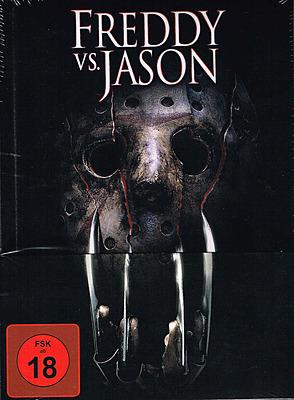 Einfach und sicher online bestellen: Freddy VS. Jason Mediabook in Österreich kaufen.