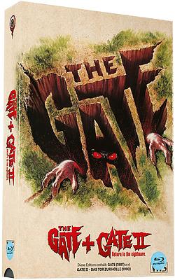 Einfach und sicher online bestellen: The Gate & Gate 2 VHS Edition Limited 500 Cover A in Österreich kaufen.
