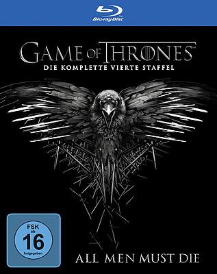 Einfach und sicher online bestellen: Game of Thrones: Die komplette vierte Staffel in Österreich kaufen.