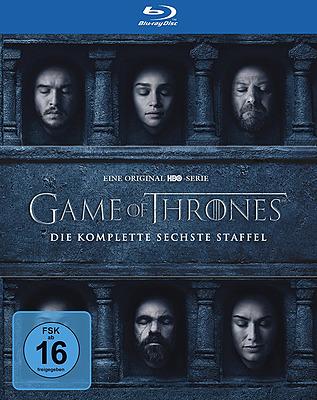 Einfach und sicher online bestellen: Game of Thrones: Die komplette sechste Staffel in Österreich kaufen.