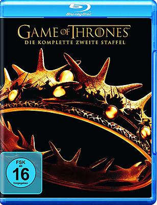 Einfach und sicher online bestellen: Game of Thrones Staffel 2  in Österreich kaufen.