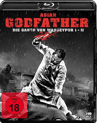 Einfach und sicher online bestellen: Asian Godfather - Gangs of Wasseypur Teil 1 & 2 in Österreich kaufen.