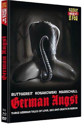 Einfach und sicher online bestellen: German Angst Mediabook (DVD + Blu-ray) in Österreich kaufen.