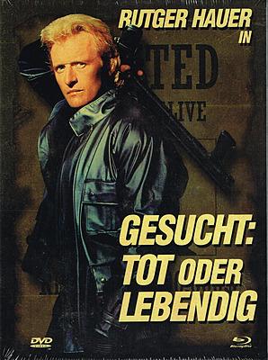 Einfach und sicher online bestellen: Gesucht: Tod oder lebendig Limited Mediabook in Österreich kaufen.