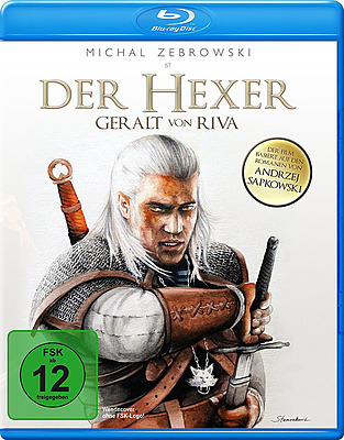 Einfach und sicher online bestellen: Geralt von Riva - Der Hexer in Österreich kaufen.