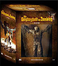 Einfach und sicher online bestellen: Geisterstadt der Zombies Undead Collection + Figur in Österreich kaufen.