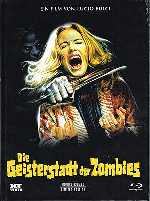 Einfach und sicher online bestellen: Geisterstadt der Zombies Limited Mediabook Cover C in Österreich kaufen.