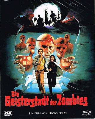Einfach und sicher online bestellen: Geisterstadt der Zombies Schuber in Österreich kaufen.