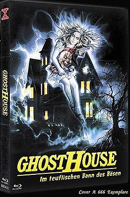 Einfach und sicher online bestellen: Ghosthouse Limited 666 Editon Mediabook Cover A in Österreich kaufen.