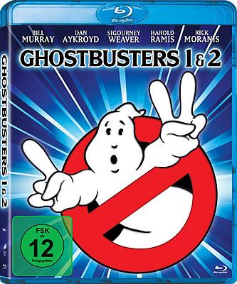 Einfach und sicher online bestellen: Ghostbusters 1 & 2 in Österreich kaufen.