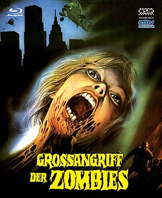 Einfach und sicher online bestellen: Grossangriff der Zombies uncut Cover B Mediabook in Österreich kaufen.