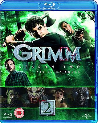 Einfach und sicher online bestellen: Grimm: Season 2 (Englisch) in Österreich kaufen.
