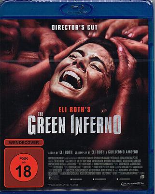 Einfach und sicher online bestellen: The Green Inferno Directors Cut in Österreich kaufen.