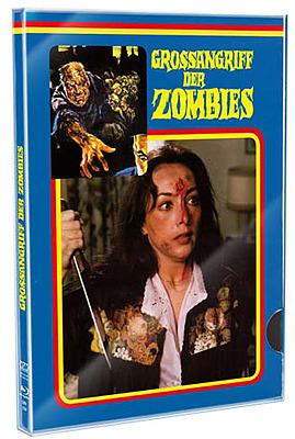 Einfach und sicher online bestellen: Grossangriff der Zombies Limited 199 Glasbox in Österreich kaufen.