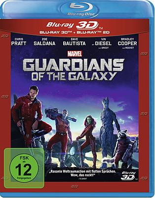 Einfach und sicher online bestellen: Guardians of the Galaxy 3D in Österreich kaufen.