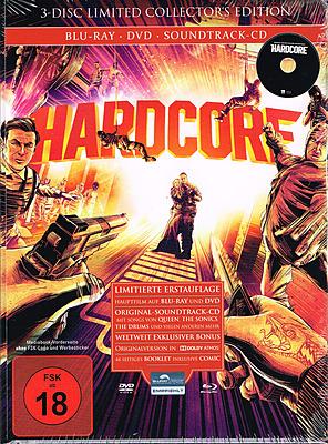 Einfach und sicher online bestellen: Hardcore Limited Collectors Edition Mediabook in Österreich kaufen.