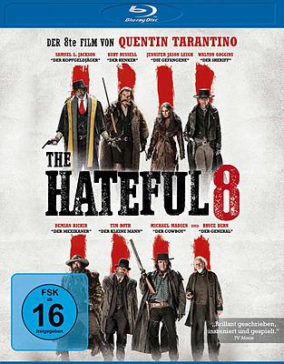 Einfach und sicher online bestellen: The Hateful Eight in Österreich kaufen.