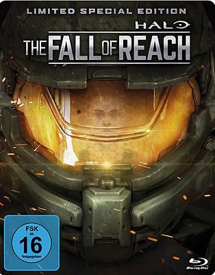 Einfach und sicher online bestellen: Halo: The Fall of Reach Limited Edition Steelbook in Österreich kaufen.