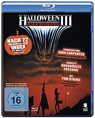 Einfach und sicher online bestellen: Halloween 3 - Die Nacht der Entscheidung in Österreich kaufen.