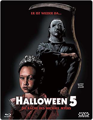Einfach und sicher online bestellen: Halloween 5 Metalpak Edition in Österreich kaufen.