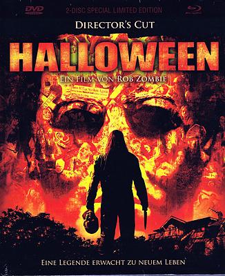 Einfach und sicher online bestellen: Halloween Remake (2007) Cover B Mediabook in Österreich kaufen.
