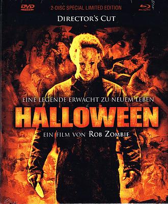 Einfach und sicher online bestellen: Halloween Remake (2007) Cover A Mediabook in Österreich kaufen.