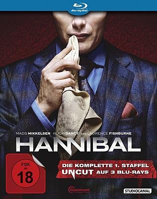 Einfach und sicher online bestellen: Hannibal: Staffel 1 in Österreich kaufen.