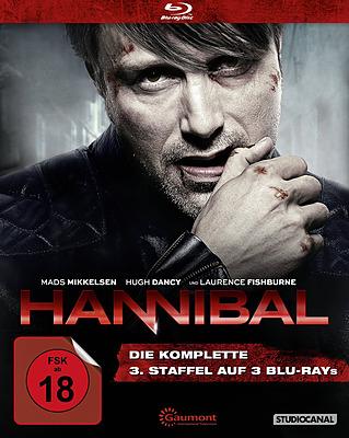 Einfach und sicher online bestellen: Hannibal: Staffel 3 in Österreich kaufen.