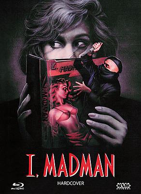 Einfach und sicher online bestellen: I, Madman Limited 333 Edition Mediabook Cover B in Österreich kaufen.