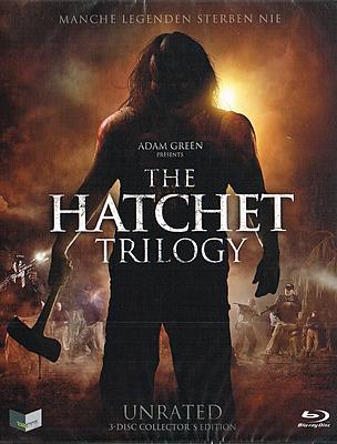 Einfach und sicher online bestellen: Hatchet Trilogy Limited Collectors Edition in Österreich kaufen.