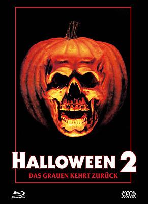 Einfach und sicher online bestellen: Halloween 2 Limited 999 Edition Mediabook in Österreich kaufen.