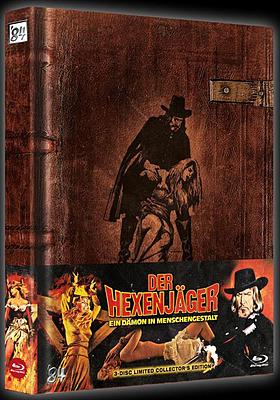 Einfach und sicher online bestellen: Der Hexenjäger Limited 999 Edition Mediabook in Österreich kaufen.
