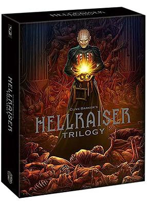 Einfach und sicher online bestellen: Hellraiser 1-3 Trilogy Deluxe Box in Österreich kaufen.